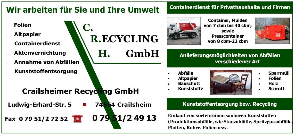 C.R.H. Recycling GmbH