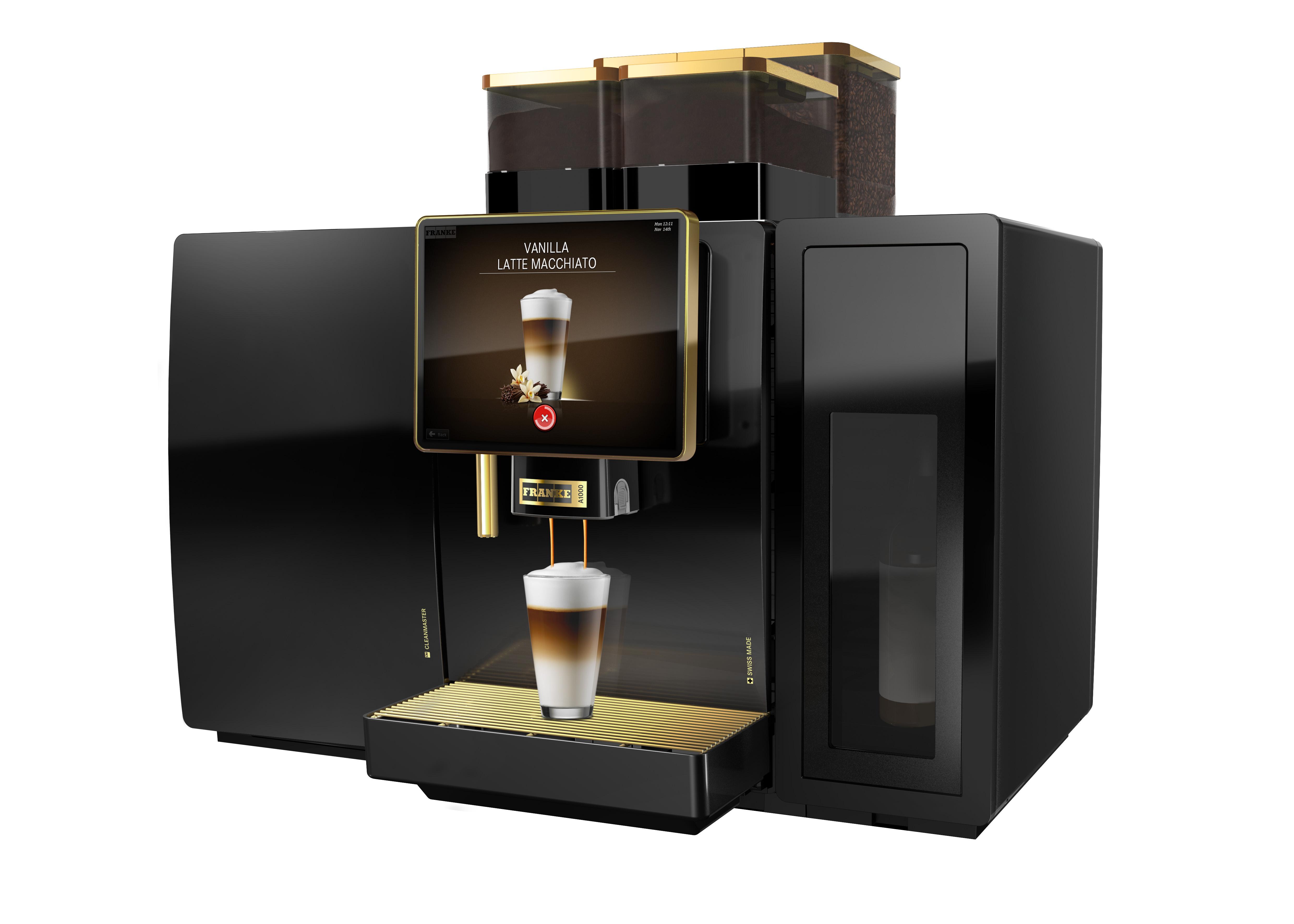 Franke Coffee Systems GmbH Grünsfeld Kaffeeautomaten ...