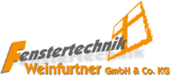 Logo Fenstertechnik Weinfurtner GmbH & Co. KG