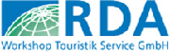 Logo RDA Workshop Touristik Service GmbH