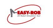 Logo EASY-ROB 3D Robot Simulation Tool