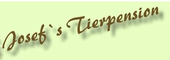 Logo Josef's Tierpension