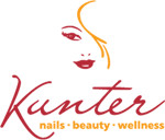 Logo Kunter nails - beauty - wellness