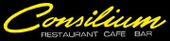 Logo Consilium Eventrestaurant - Café - Bar