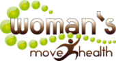 Logo woman´s move & health Inhaber Christine Grabmair